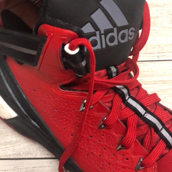 derrick rose adidas high tops